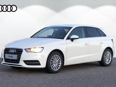 brugt Audi A3 Sportback 1,6 TDi 110 Ambiente