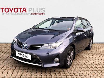brugt Toyota Auris Touring Sports 1,8 VVT-I H2 Premium E-CVT 136HK Stc Aut.