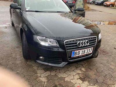 brugt Audi A4 2,0