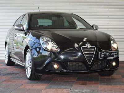 used Alfa Romeo Giulietta 1,7 QV 235HK 5d 6g