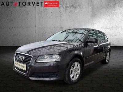 brugt Audi A3 Sportback 1,8 TFSi Ambition