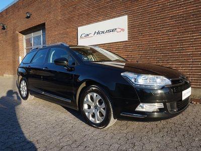 brugt Citroën C5 1,6 HDi 115 Seduction Tourer