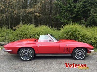 brugt Chevrolet Corvette Stingray CorvetteC2 Cabriolet