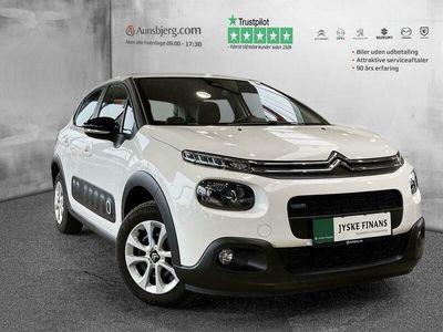 brugt Citroën C3 1,2 PureTech Extravaganza start/stop 110HK 5d