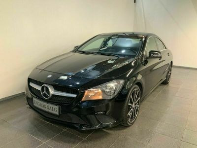 brugt Mercedes CLA200 2,2 CDi Urban
