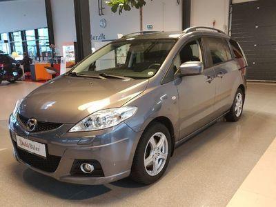 brugt Mazda 5 2,0 Sport 145HK 6g