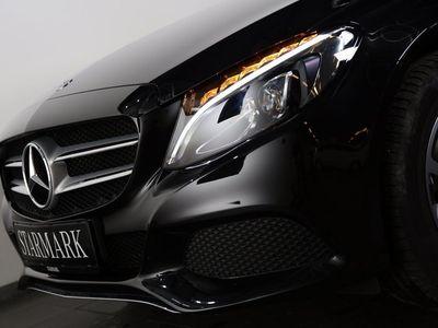 brugt Mercedes C200 d Avantgarde