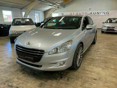 brugt Peugeot 508 2,0 HDi 163 Active