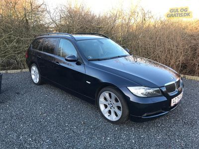 brugt BMW 320 E91 Touring d Steptr. 5d