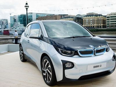 second-hand BMW i3 el EL 170HK 5d Aut.