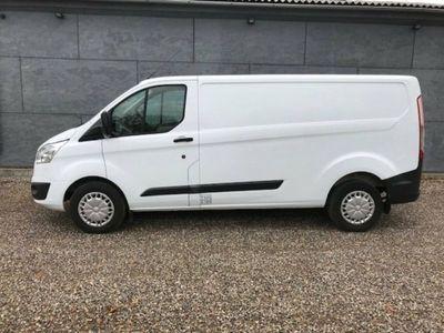 usata Ford Custom Transit330L 2,2 TDCi 125 Trend Van