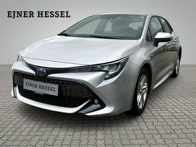 brugt Toyota Corolla 1,8 Hybrid H3 E-CVT 122HK 5d Trinl. Gear
