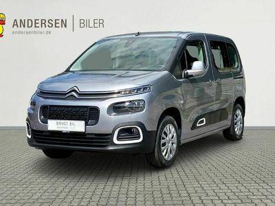 brugt Citroën Berlingo 1,2 PureTech Feel EAT8 130HK 8g Aut.