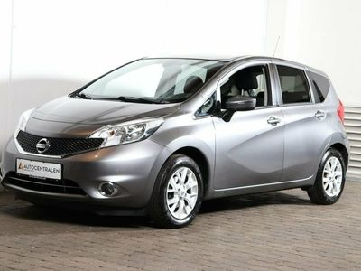 second-hand Nissan Note 1,2 Acenta Tech Pack