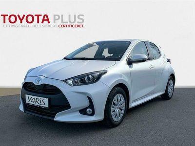 brugt Toyota Yaris 1,0 VVT-I T3 72HK 5d
