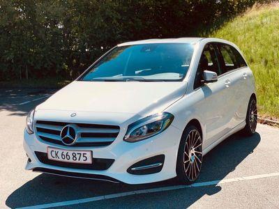 brugt Mercedes B200 2.1 136 HK Urban