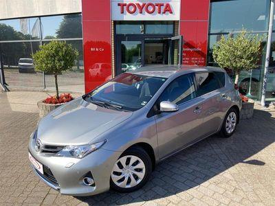 brugt Toyota Auris 1,6 Valvematic T3+ 132HK 5d 6g