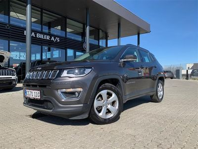 brugt Jeep Compass 1,4 MultiAir Limited 140HK 5d 6g