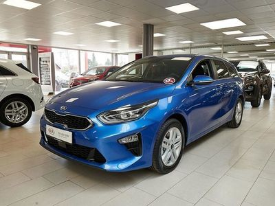 brugt Kia cee'd SW 1,6 CRDI Intro Edition DCT 136HK Stc