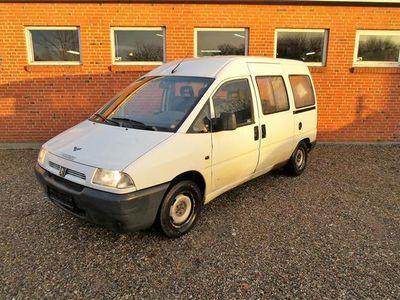 brugt Peugeot Expert 1,9 D 70HK Van