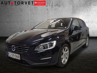 brugt Volvo V60 2,0 D3 136 Momentum aut.