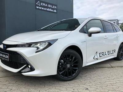 brugt Toyota Corolla Touring Sports 1,8 Hybrid H3 Smartpakke E-CVT 122HK Stc