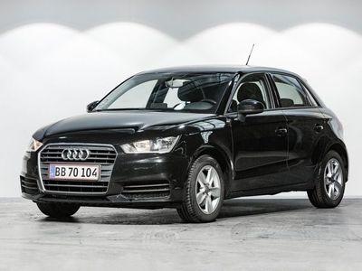 brugt Audi A1 Sportback 1,6 TDi 116