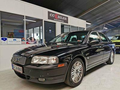 brugt Volvo S80 2,4 T 200