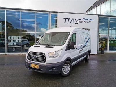 brugt Ford Transit 350 L3H2 2,0 TDCi Trend 130HK Van 6g