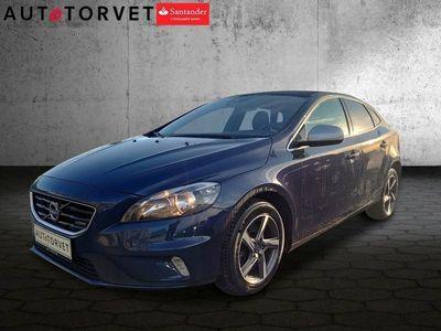 brugt Volvo V40 2,0 D4 190 R-Design