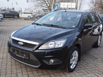 brugt Ford Focus 1,6 TDCi 109 Trend Collection stc. 5d
