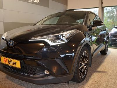 brugt Toyota C-HR 1,8 B/EL C-ULT m/premium pakke Multidrive S 122HK 5d