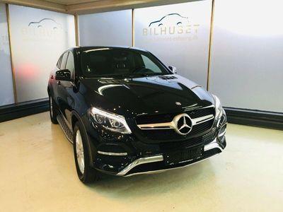 brugt Mercedes GLE350 d 3,0 Coupé aut. 4-M Van