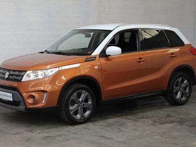 brugt Suzuki Vitara 1,6 Exclusive