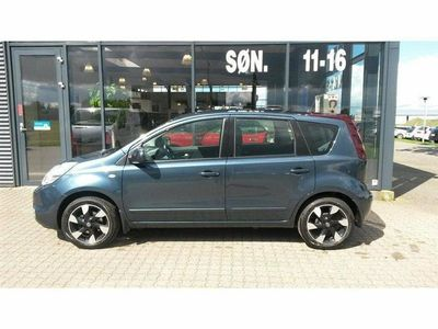 brugt Nissan Note 1,5 DCi DPF Select Edition 90HK Stc