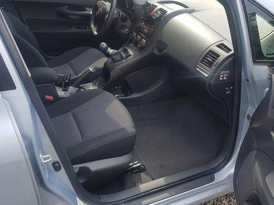 brugt Toyota Auris 1.4 D-4D.DPF.5D.