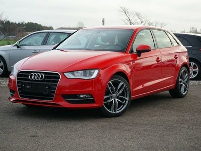 gebraucht Audi A3 Sportback 2,0 TDi 150 Ambition