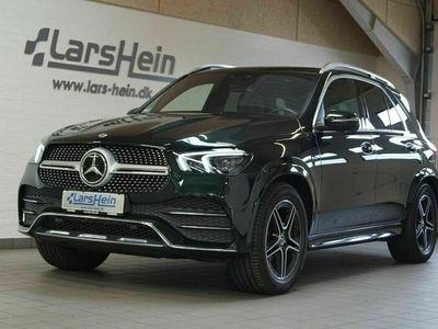 brugt Mercedes GLE350 de 2,0 AMG Line aut. 4Matic Van