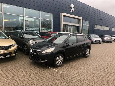 second-hand Peugeot 2008 1,6 e-HDi Motion+ 92HK