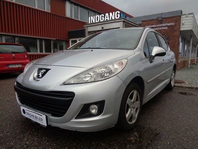 brugt Peugeot 207 1,6 HDi 92 Comfort+