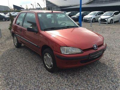brugt Peugeot 106 1,1 Independence