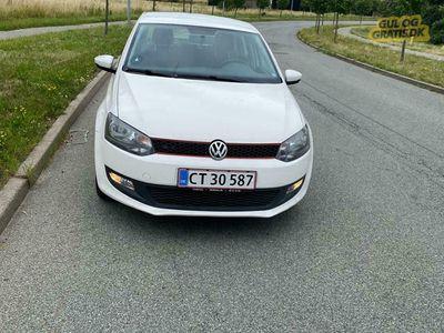 brugt VW Polo 1,2 TSFI fra 2012