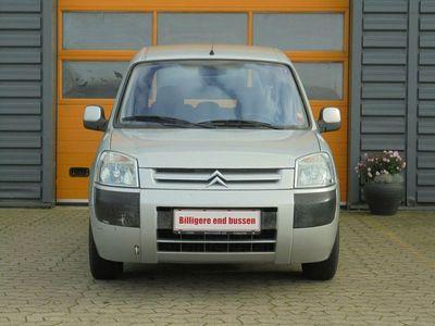 brugt Citroën Berlingo 1,6i 16V Multispace Clim. 7prs