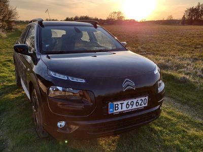 brugt Citroën C4 Cactus 1.6 BlueHDi 100 HK 4-dørs m. bagklap Man.