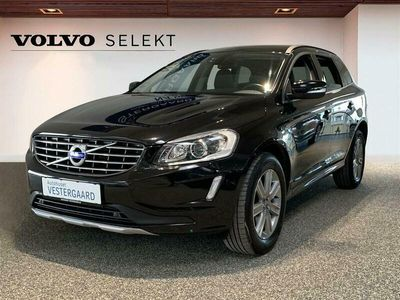 brugt Volvo XC60 2,0 D3 Momentum 150HK 5d 8g Aut.