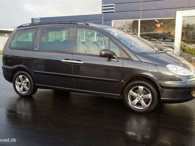 brugt Peugeot 807 2,0 HDI ST 136HK