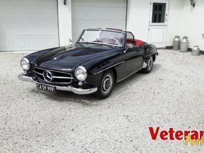 brugt Mercedes 190 BenzSL