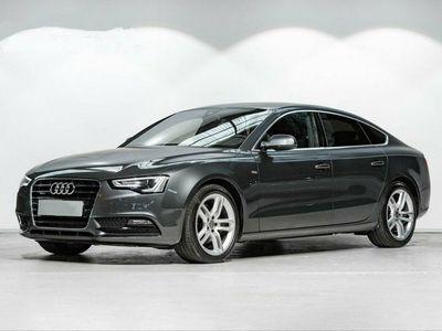 brugt Audi A5 Sportback 3,0 TDi 245 quattro S-tr.