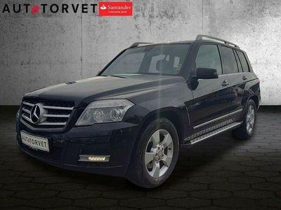 brugt Mercedes GLK350 3,0 CDi aut. 4-M