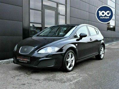 brugt Seat Leon 1,6 TDi Reference eco
